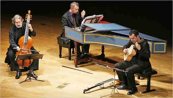 Jordi Savall Trio