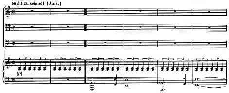 Mahler Klavierquartett