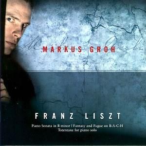 Markus Groh, Liszt CD