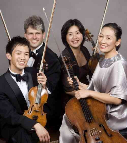 Borromeo Quartet, photo Steiner