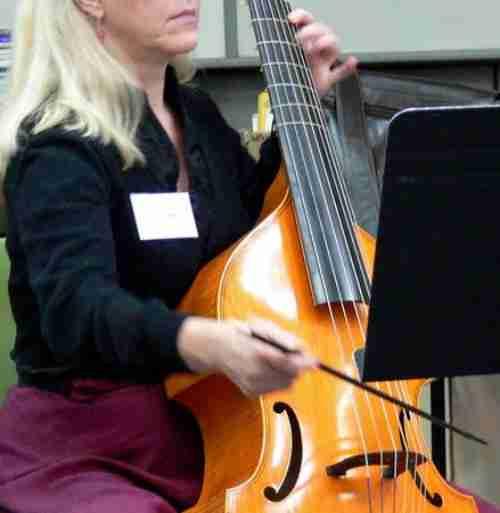 Australian Viola da Gamba Society Clinic