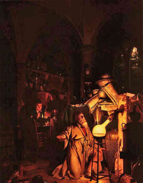 Wright, Alchemist