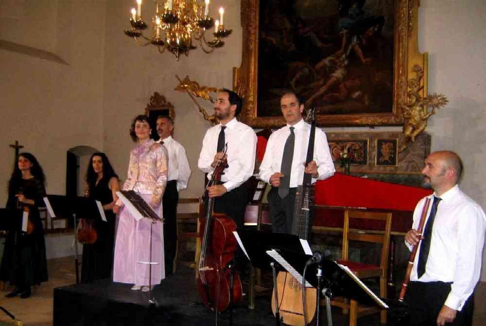 Auser musici—Barocco Toscano, 08-JUN-2008, Finska Kyrkan, Gamla Stan, Stockholm