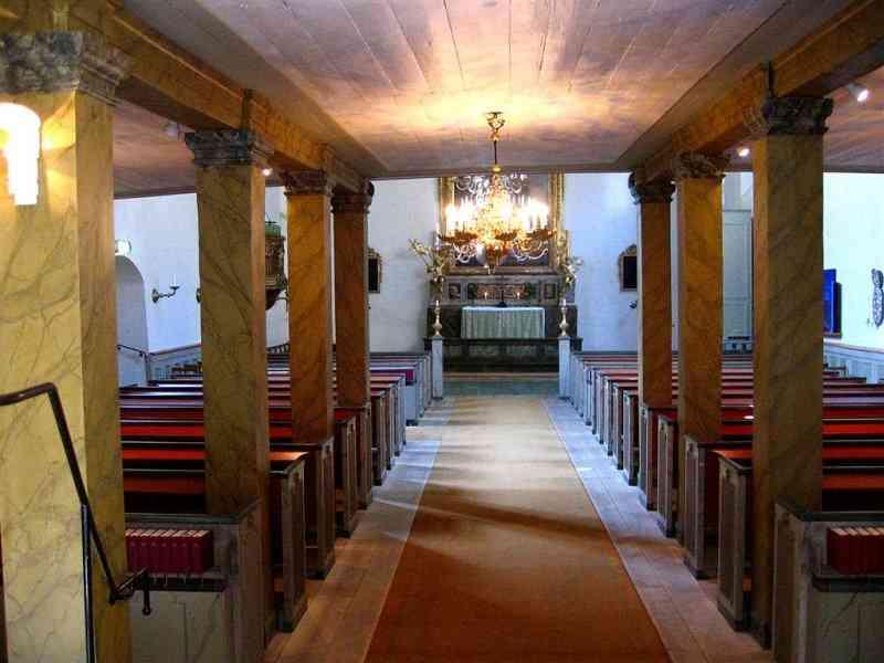 Finska Kyrkan, Gamla Stan, Stockholm