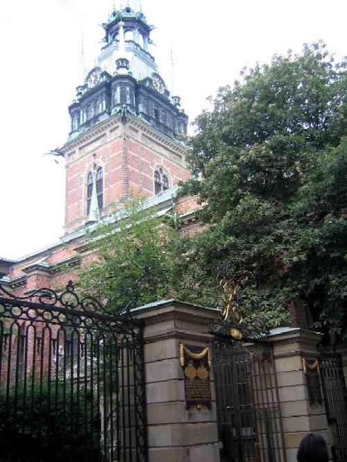 Tysk Kirk, Gamla Stan, Stockholm