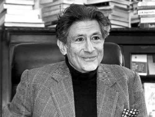 Edward Said, 2003