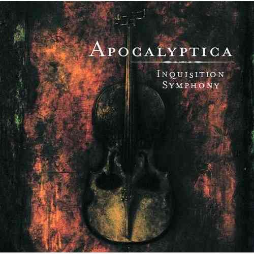 Apocalyptica 'Inquisition' CD