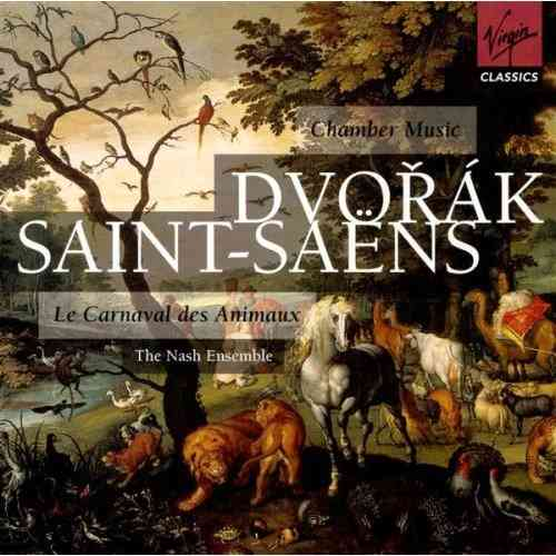 Nash Ensemble, Dvořák / Saint-Saëns