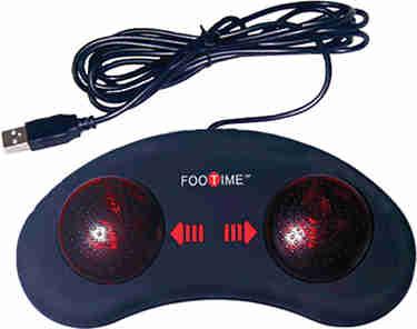 PageTurner, FooTime pedal