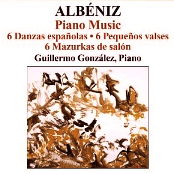 Guillermo González, Albéniz, Vol 3, photo © Naxos
