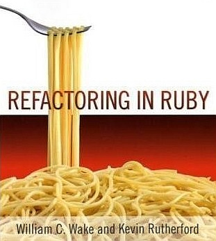 Wake book, refactoring in Ruby