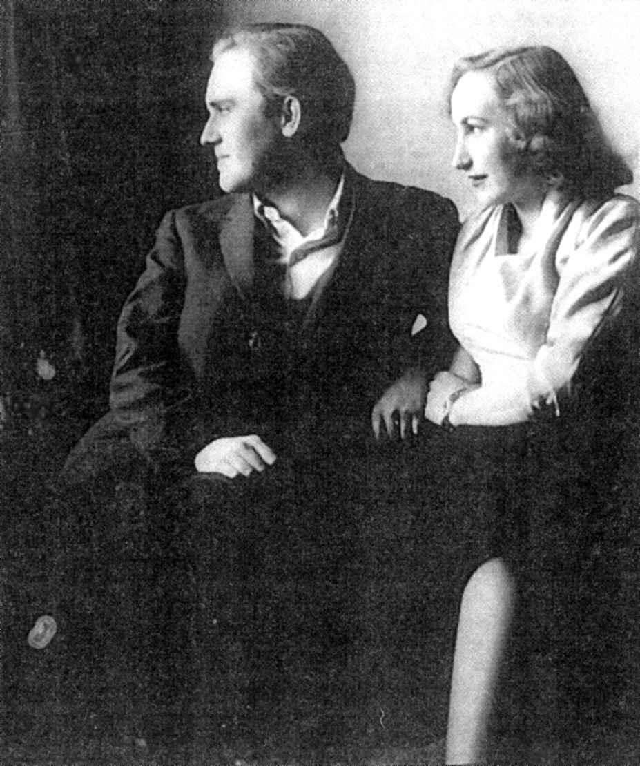 Godfrey Winham and Bethany Beardslee, 1955