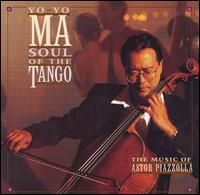 'Soul of Tango' cover