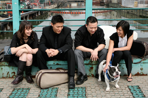 Parker String Quartet 
