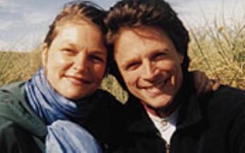 Peter & Lorraine, ©2006, Emil Miland