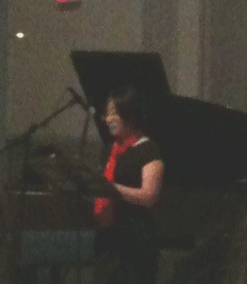 Qin Fang, IU Jacobs School of Music