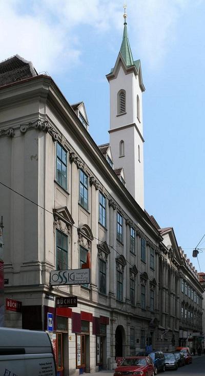 Deutschordenkirche Wien