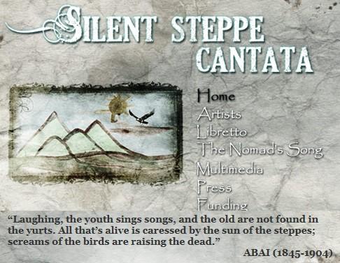 Silent Steppe Cantata