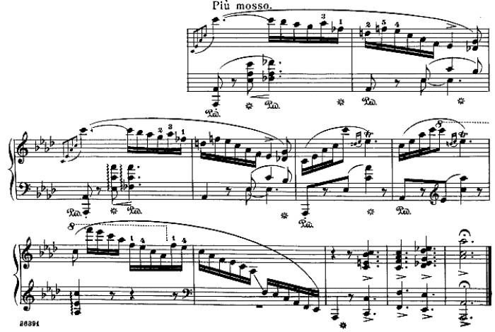 Chopin, Ballade No. 3, Op. 47