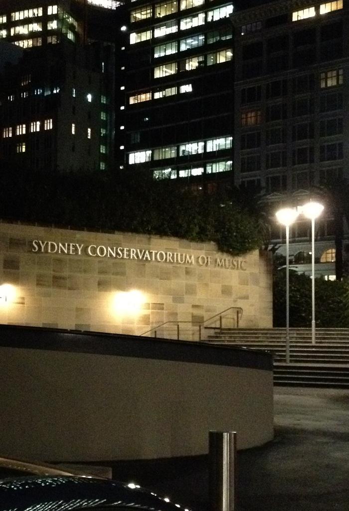 Sydney Conservatorium