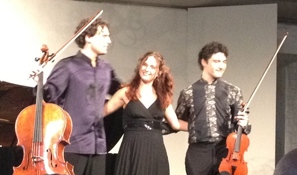 Piano trio, 25-JUL-2012