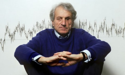 Xenakis, photo (c)1999 Ulf Andersen/Getty Images