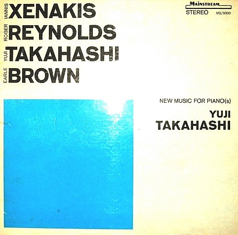 Takahashi album cover